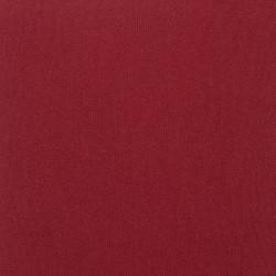 Écharpe maille fine mérinos baby homme - rouge