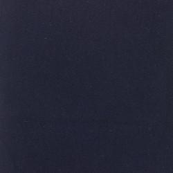 Écharpe classique pure laine femme - bleu marine