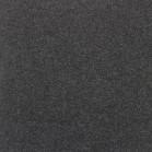 Écharpe classique pure laine femme - anthracite