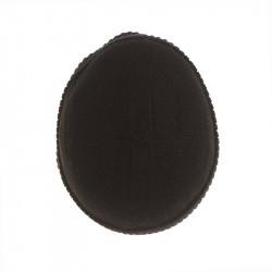 Bonnet classique pure laine - noir