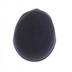 Bonnet classique pure laine - bleu marine