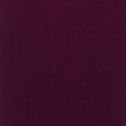 Écharpe classique pure laine femme - prune